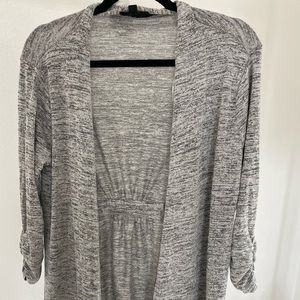 Loose 3/4 sleeve Cardigan